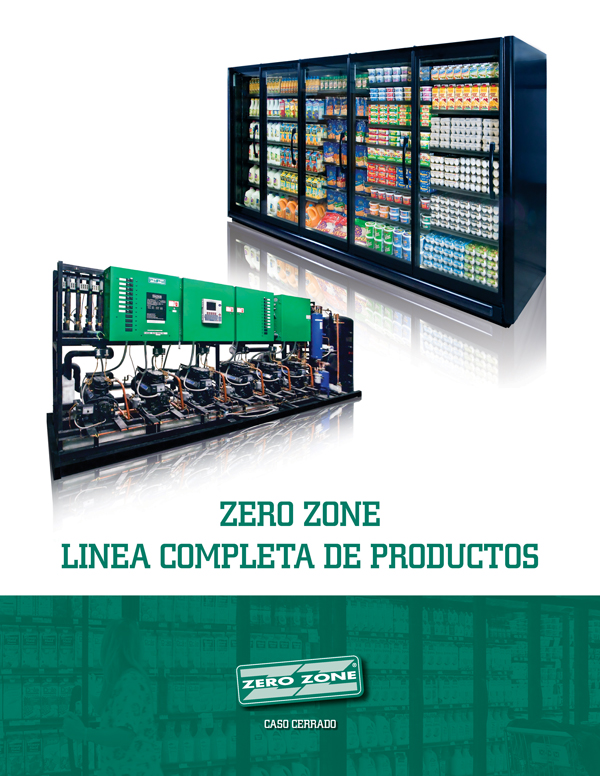 Zero Zone Full Line Brochure - Spanish