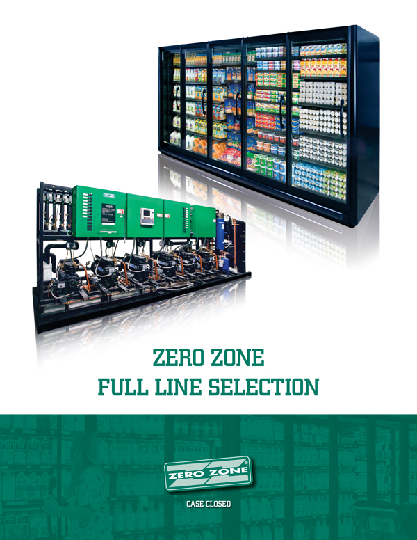 Zero Zone Full Line Brochure