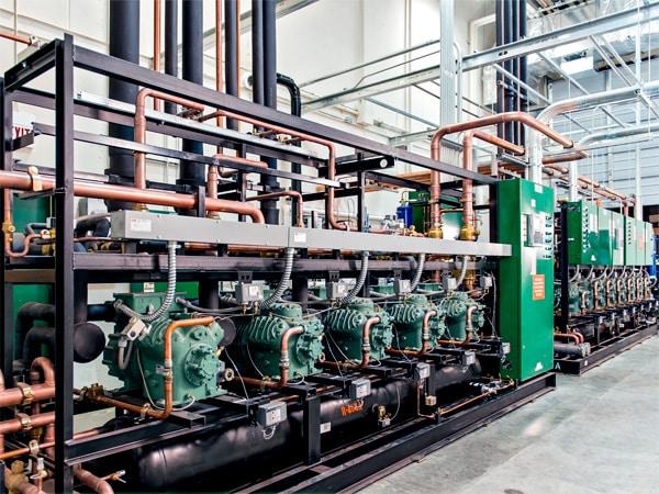 Industrial Refrigeration Equipment Zero Zone