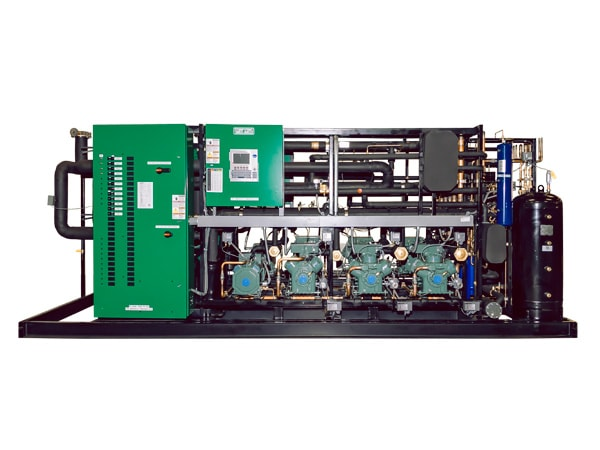Industrial-skid-Bitzer-recips