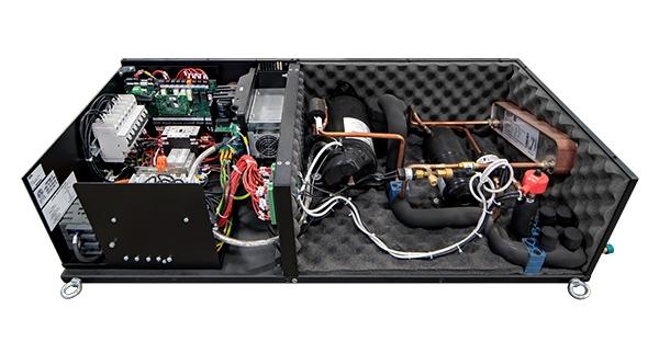[DIAGRAM_3US]  Hybrid™ Display Cases | Zero Zone | Zero Zone Freezer Wiring Diagram |  | Zero Zone